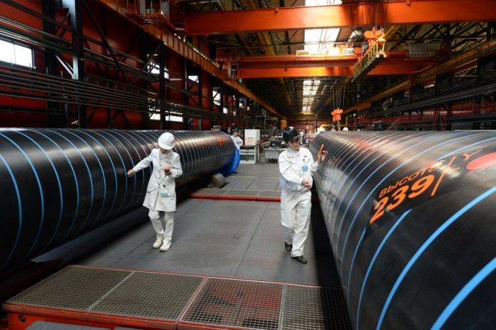 ЧТПЗ отгрузил трубы для сварки первого стыка газопровода «Сила Сибири»