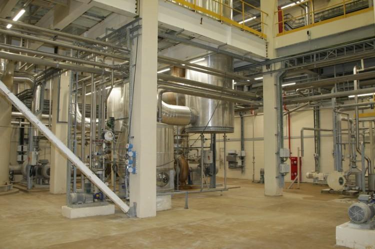 В Тульской области состоялось открытие новой производственной линии переработки пшеницы