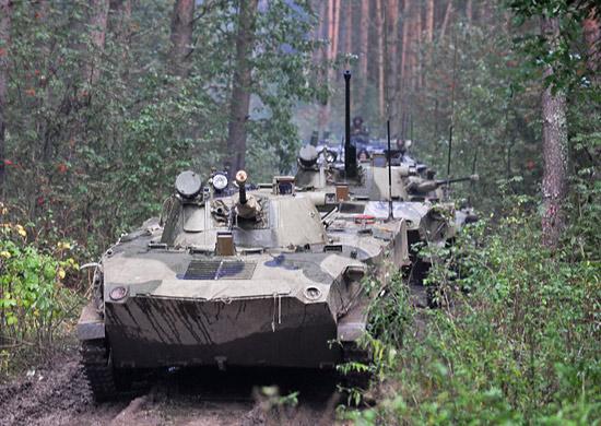 В ВДВ поступают модернизированные БМД-2
