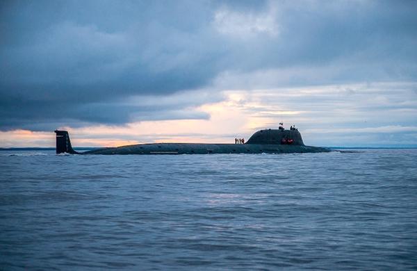 Атомная Подводная Лодка «Северодвинск» вступила в состав ВМФ России
