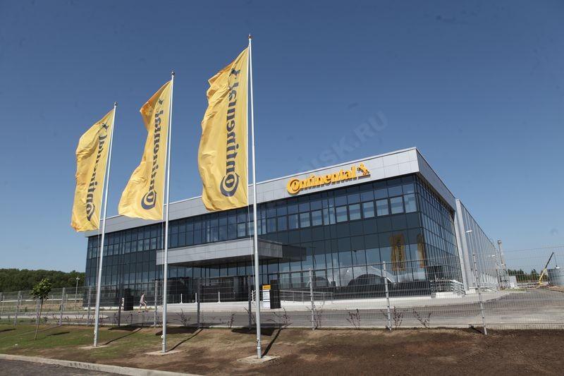 Continental открывает в Калуге завод по производству компонентов двигателя