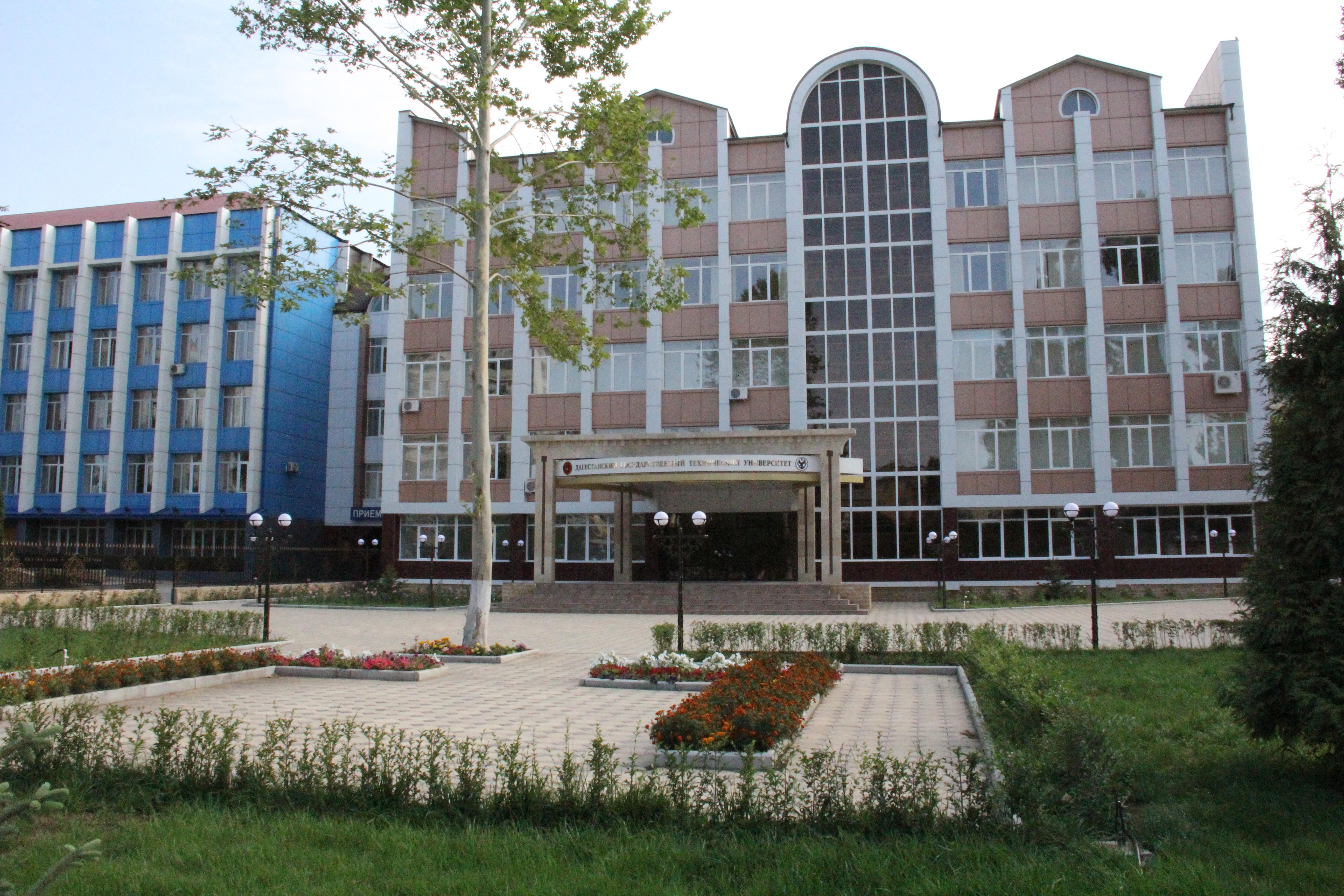 В Махачкале состоялось открытие нового корпуса ДГТУВ Махачкале состоялось открытие нового корпуса ДГТУ