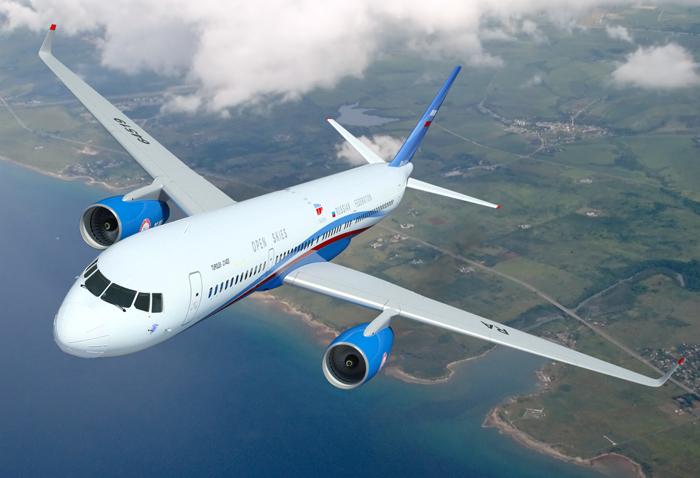 Россия взялась за работу над созданием электрического самолета