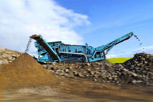 На разрезе Талдинский запущена новая дробилка мощностью 2000 тонн угля в сутки