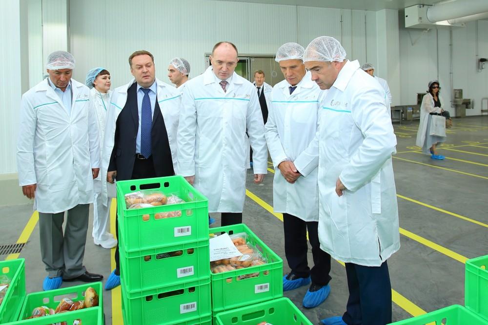В Челябинской области открылся новый мясоперерабатывающий комбинат