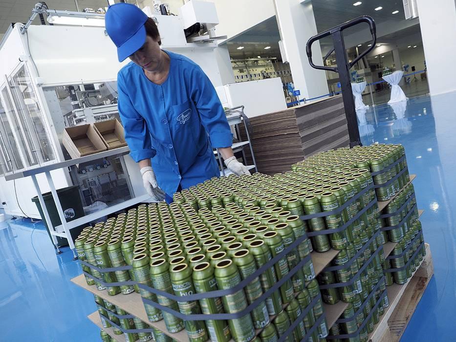 Новое импортозамещающее производство открыто в городе Невинномысске Ставропольского края