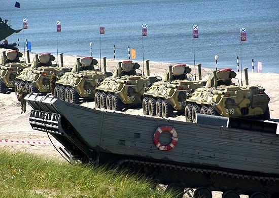 ВВТ , Западный военный округ , Мотострелковые войска