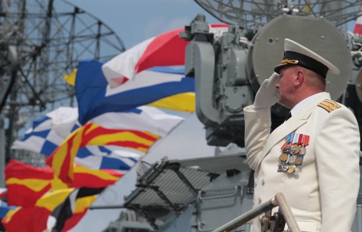 Черноморский флот получил новейшее ракетное оружие и самолеты