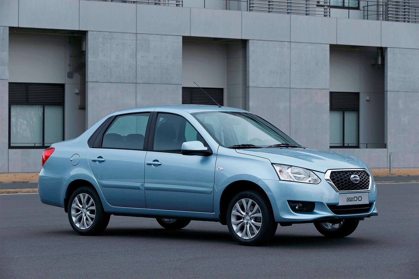 На заводе АвтоВАЗ стартует производство модели Datsun on-DO