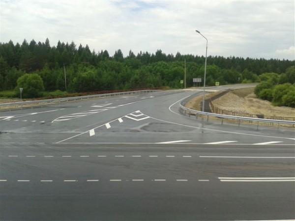 ФКУ ДСД «Дальний Восток» ввело в эксплуатацию 13 километров федеральной трассы «Амур»