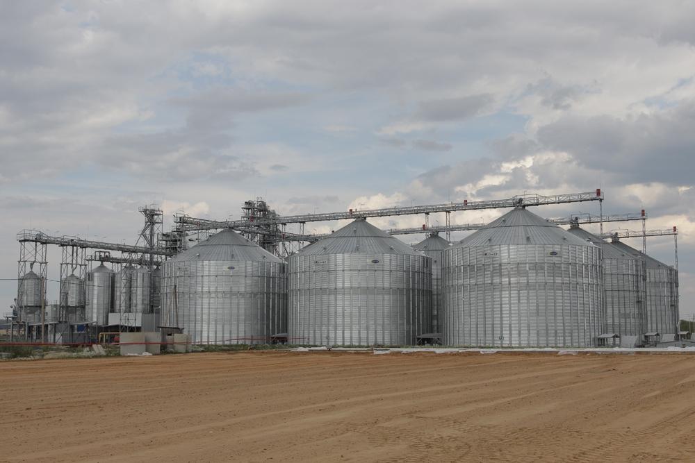 В Пензенской области состоялось открытие зернового элеватора