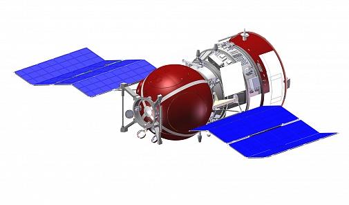 """Спутник """"Фотон-М"""" работает в автономном режиме"""