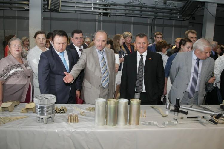 В Туле запущено гальваническое производство