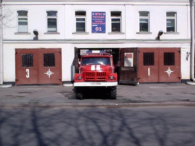 Новая пожарная часть появилась в Нижегородской области