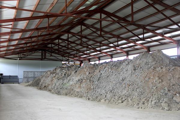 Сырье для кирпичного завода добывается также в Шатурском районе.