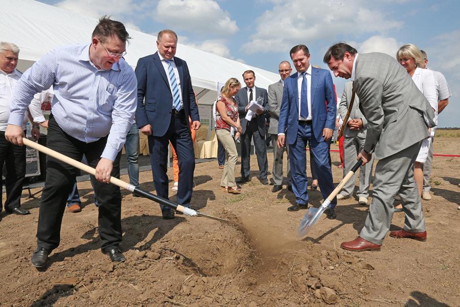 В Калининградской области преступили к строительству биологического кластера