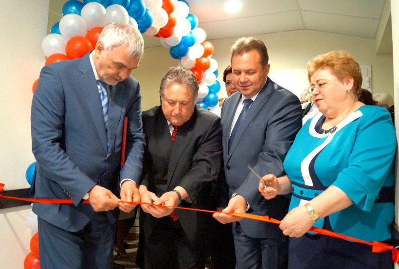 В Архангельске открыли комплекс ядерной медицины