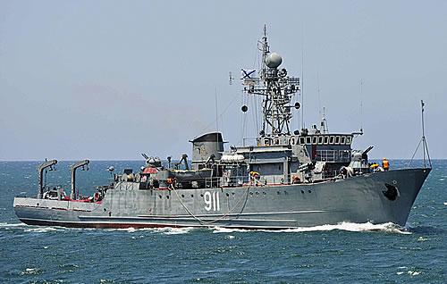 Казахстан заказал второй корабль противоминной обороны