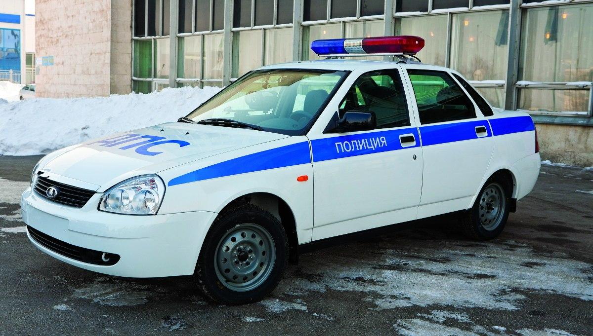 МВД переходит на продукцию российских автопроизводителей