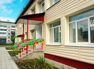 В Архангельской области завершён капитальный ремонт детского сада «Ладушки»