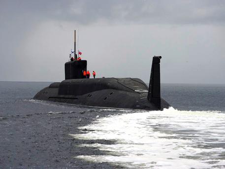 Две атомные подлодки заложат в Северодвинске в день Военно-морского флота РФ