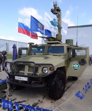 «НПО «Стрела» разработало и освоило серийное производство ряда высокоэффективных РЛС артиллерийской разведки