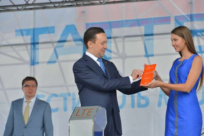 В Республике Татарстан запущена первая в России сеть LTE в диапазоне 1800 МГц