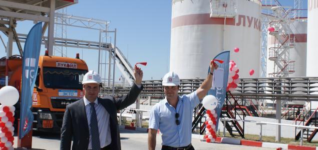 В Ставропольском крае начали производить инновационного топлива