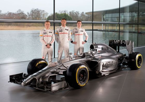 «Швабе» поставил комплектующие для Mercedes на Formula-1