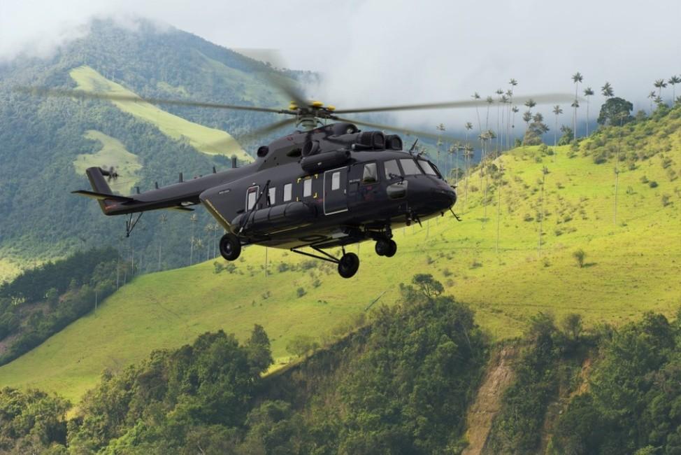 """""""Рособоронэкспорт"""" (""""Вертолеты России"""") завершает поставку в Китай вертолетов Ми-171Е"""