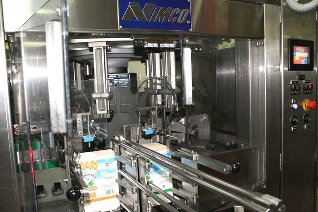 На Барнаульском молочном комбинате открылась новая оиния производства