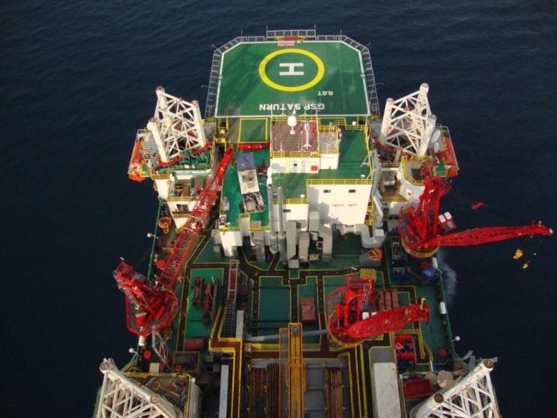 «Газпромнефть-Сахалин» приступила к бурению на Долгинском месторождении на шельфе Арктики