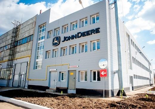 На заводе John Deere (Оренбург) открылся цех по сварке и покраске