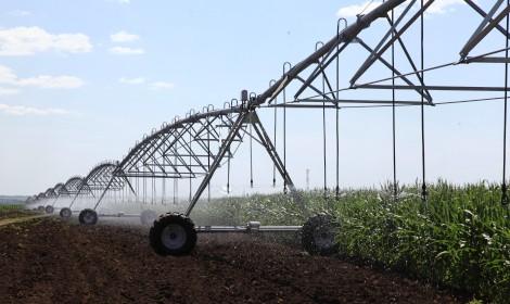 В Волгоградской области запущена новая оросительная система