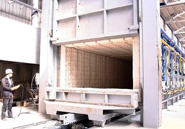 Петрозаводскмаш запустил в эксплуатацию современную автоматизированную термическую печь
