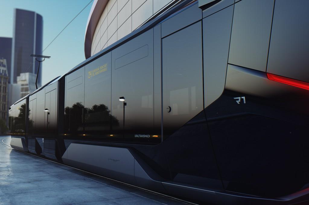 Русский трамвай понравилась мировым дизайнерам