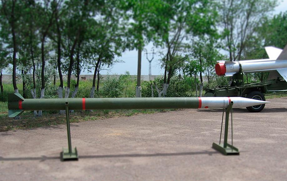 """Усовершенствована ракета-мишень """"Кабан"""""""