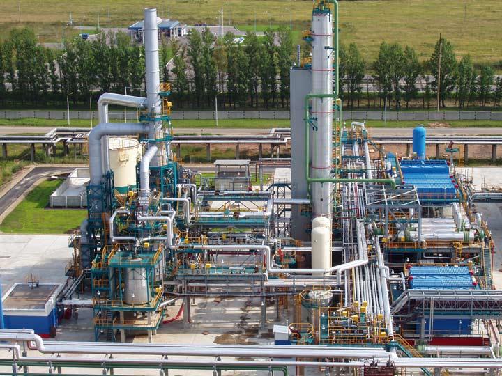 В ОАО «Славнефть-ЯНОС» (Ярославская область) завершена реконструкция установок бензинового пула