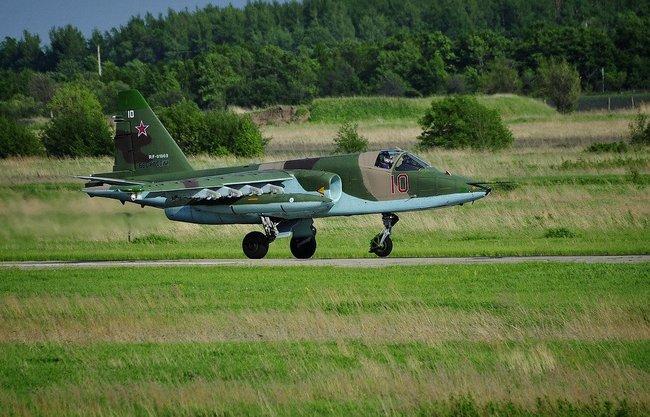 ВВС Ирака получили первую партию российских штурмовиком Су-25
