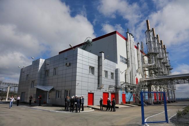 У Среднеуральского медеплавильного завода появилась собственная мини-ТЭЦ