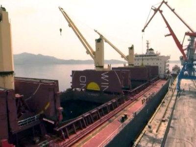 Состоялось открытие российско-корейского терминала в КНДР