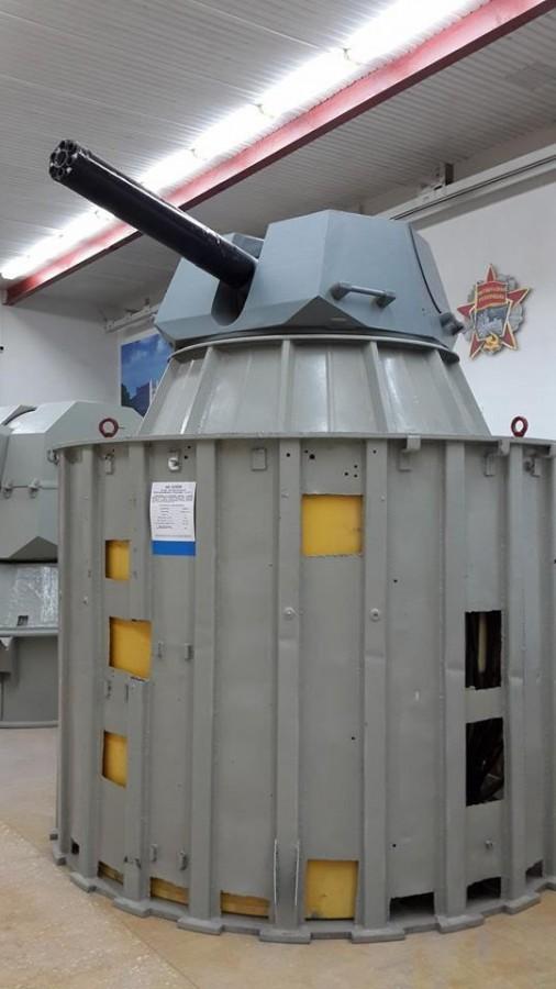 Разработан новый вариант артиллерийской установки АК-630М (Фото)