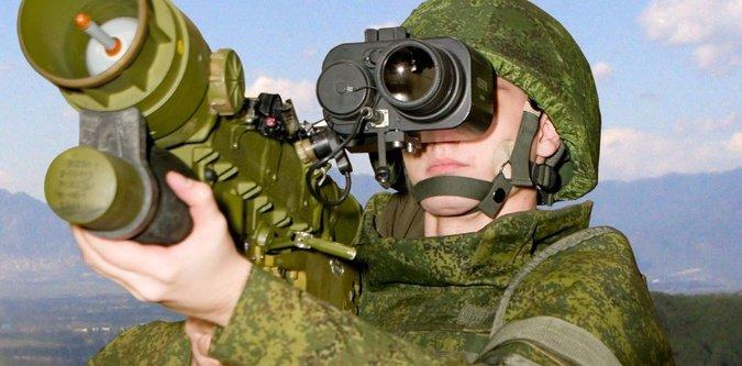 Зенитные ракетные комплексы «Верба» поступили в Восточный военный округ