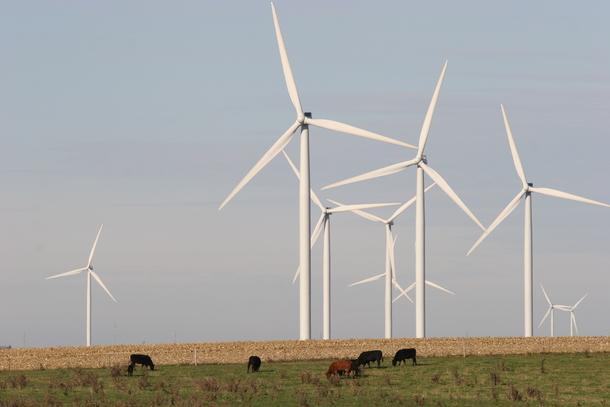 В Ямало Ненецком округе запущена ветряная электростанция