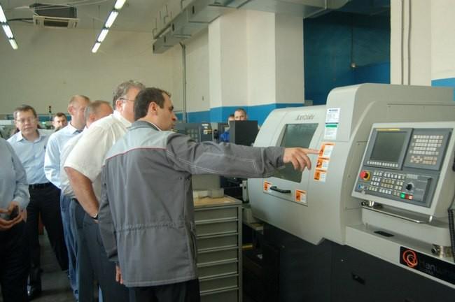 На Саранском приборостроительном заводе открыт новый производственный участок