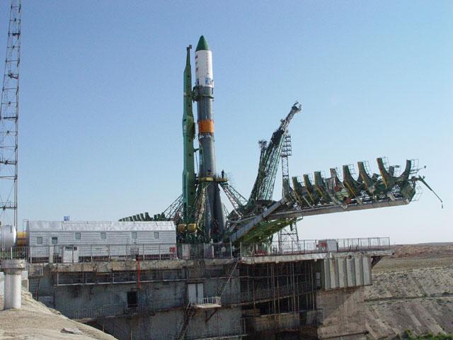 Состоялся успешный пуск ракеты космического назначения (РКН) «Союз-У» с космодрома Байконур
