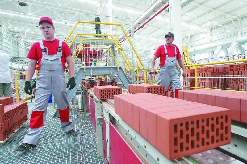 Кирпичный завод в Мордовии