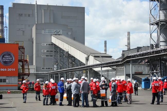 Evraz запустил энергосберегающий проект на Западно-Сибирском металлургическом комбинате