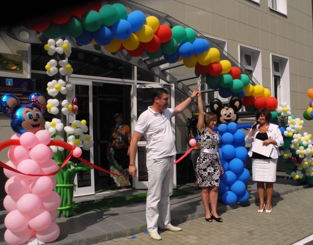 В Красногорске открылся новый детский сад «Планета детства»