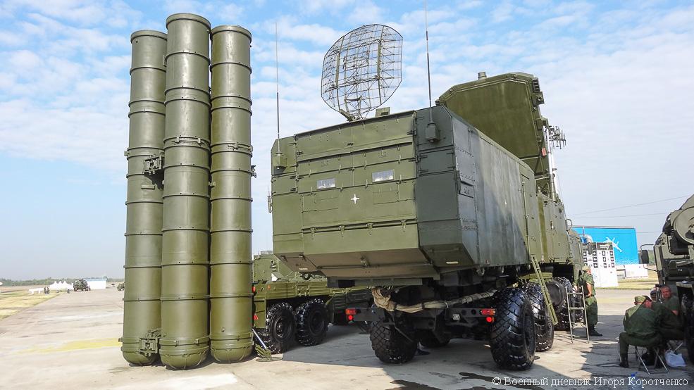 Концерн ПВО «Алмаз - Антей» укрепил свои позиции в рейтинге крупнейших компаний мирового ВПК
